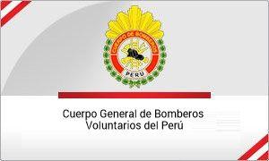Cuerpo General de Bomberos Voluntarios del Perú